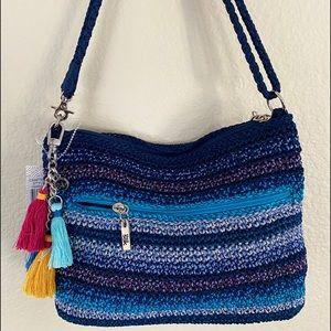 The Sak blue purse